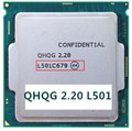 QHQG L501 ES I7 процессор I7 6400 I7-6700K I7 6700 6700 К Q0 2.2 1151 8WAY 65 Вт поддержка памяти DDR3L и DDR4