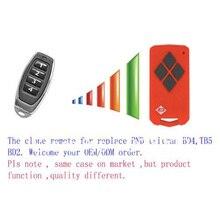 BND пульт дистанционного управления, B& D 433,92 МГц, для гаражной двери пульт дистанционного управления, замена для B& D PTX5 PTX-5 Tritran Tran гаражная дверь BND TB5 B