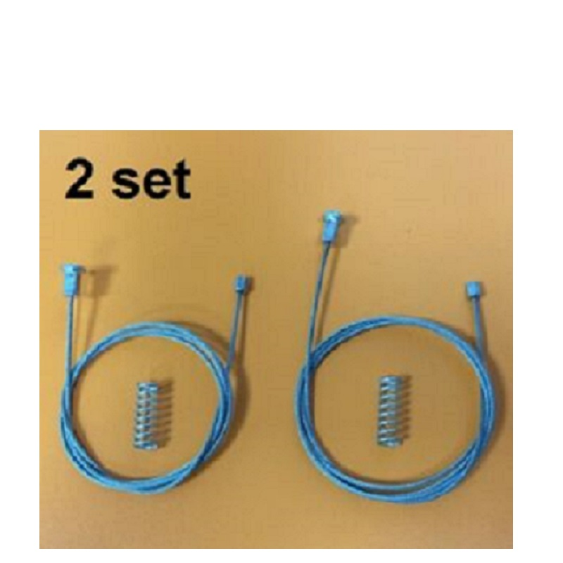 For BMW 1 Serice E87 Hatchback Window Regulator Repair Kit Rear Left/ Right Side