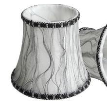 Pantalla de tela, lámpara de araña, cubierta de lámpara, accesorios de iluminación, lámpara, pantalla de chimenea, diferencia de precio
