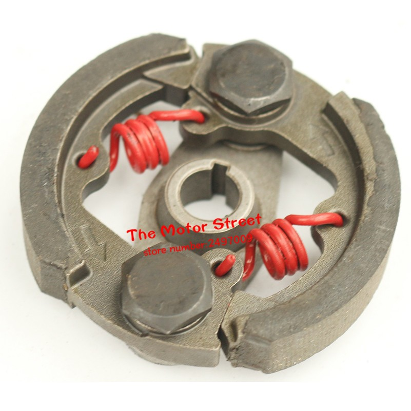 Racing Heavy Duty 2 Stroke Minimoto Clutch Pad Fit For
