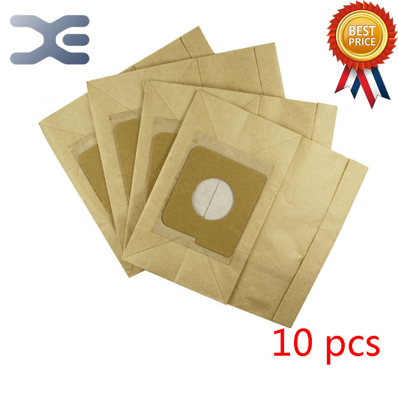 10Pcs High Quality Compatible With LG Vacuum Cleaner Accessories Paper Bag Garbage Bag V-2800RB / CR543STV / 2810B