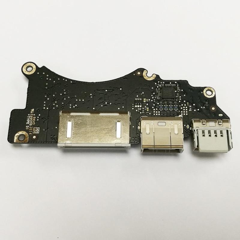 Genuine Laptop I/O USB HDMI Card Reader Board 820-3547-A 661-8312 For Macbook Pro Retina 15 A1398 EMC 2745