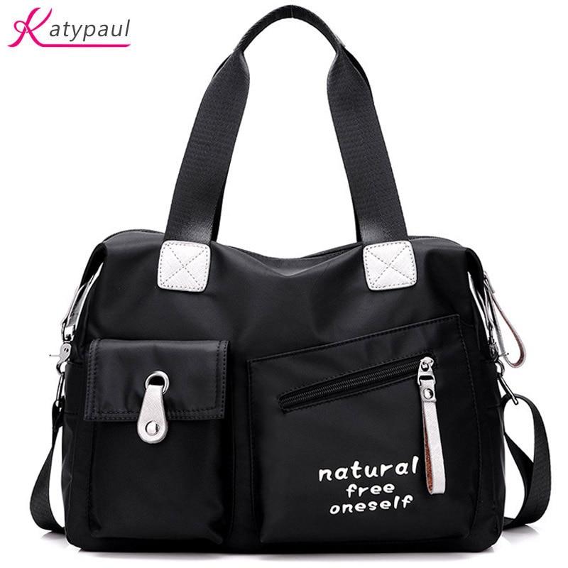 2017 Fashion Women Oxford Bags Women Shoulder Bag Large Capacity Casual Handbags Crossbody Messenger Bag For