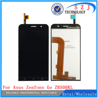 New 5 Inch Touch Screen Panel Digitizer For Asus Zenfone Go ZB500KL Full LCD Display Assembly
