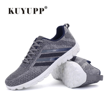 Fashion Knitting Casual Shoes Mens Trainers 2017 Spring Sport Breathable unisex Shoes Flat Valentine Shoes Tenis Feminino ED1