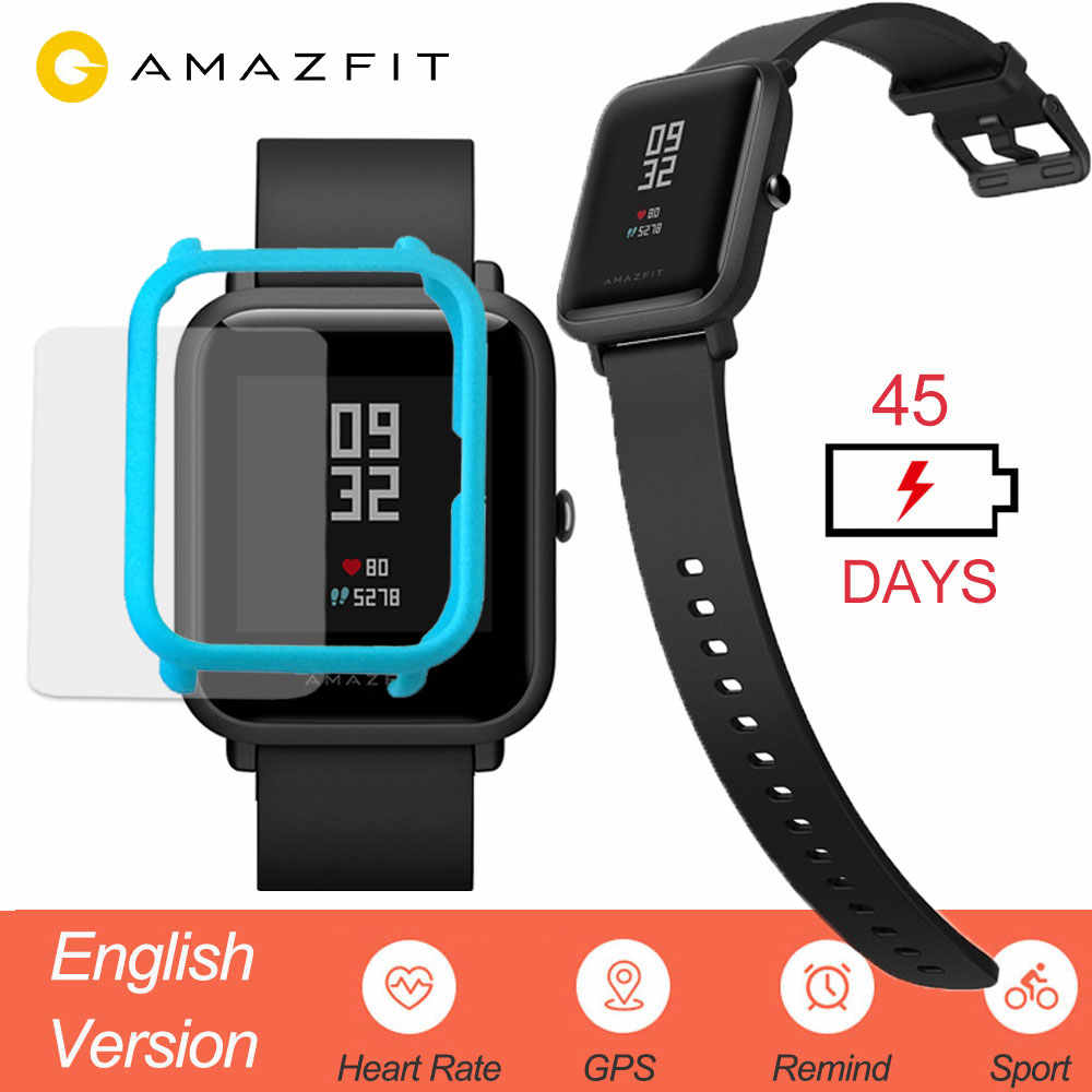 Detail Feedback Questions about Xiaomi Mi Huami Amazfit Bip