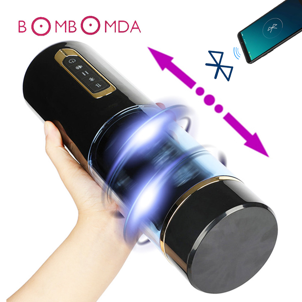 Adult Sex Toy Vibrator For <b>Men Masturbation</b> Cup <b>Automatic</b> ...