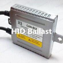 Polarlander 2pcs Free Shipping Xenon HID Ballast X3 35W Canbus Ballast for B/MW A/UDI Auto HID Ballast X3 CANBUS Ballast 12V