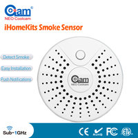 NEO COOLCAM NAS SD01T IHomekits Smart Home Automation Smoke Detector Sensor For Home Security Push NotificatiHouse