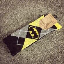 Batman Superhero Cosplay Socks