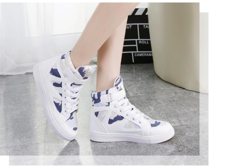 LOVE Fashion High Top Casual Shoes For Women Canvas Shoes 2015 New Autumn Ankle Boots Breathable Ladies Shoes Student Flats YD28 (8)