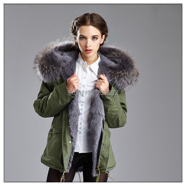 Online Get Cheap Fur Green Coat -Aliexpress.com | Alibaba Group