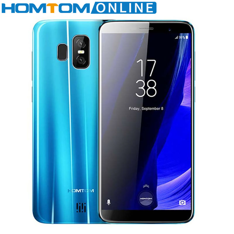 Homtom S7 5 5 inch 18 9 IPS Full Display font b Smartphone b font 13MP