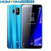 Homtom S7 5.5 inch 18:9 IPS Full Display Smartphone 13MP Dual Rear Cameras Quad core 3GB RAM 32GB ROM Mobile Phone Fingerprint