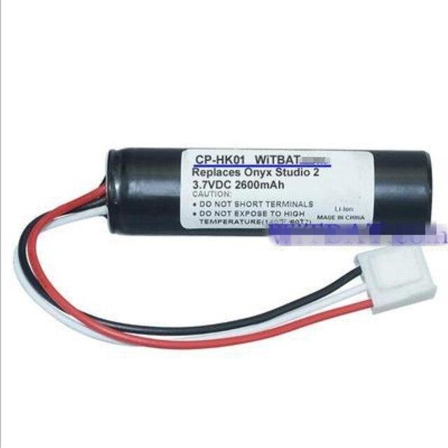 284bf880710 TTVXO Battery for Harman Kardon Onyx Studio 1 Onyx Studio 2 Loudspeaker  Battery LC18650