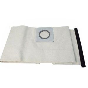 Image 1 - 1 PCS For KARCHER VACUUM CLEANER Cloth DUST Filter BAGS WD3200 WD3300 WD Fit A2204/A2656/WD3.200/SE4001/MV1/MV3