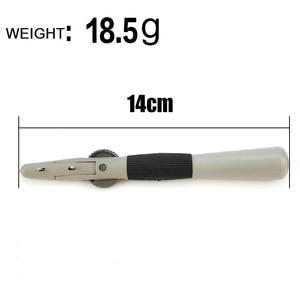Image 3 - ABS עניבת וו מכשיר באופן ידני דיג קו קשירת דיג כלי מסיר Disgorger לשחרר חולץ קשר בורר מחט