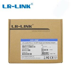 Image 5 - LR LINK 6230PF SFP PCI e PCI Express Gigabit Ethernet Card Fiber Optical Network Adapter 1000Mb Intel I210 Nic