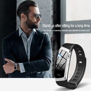 Image 5 - Seenda E18 スマート腕時計スポーツメンズ腕時計フィットネストラッカースマート時計のandroidとios電話bluetoothの女性のスマートウォッチ