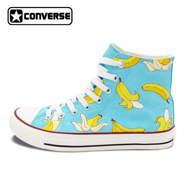 converse banane