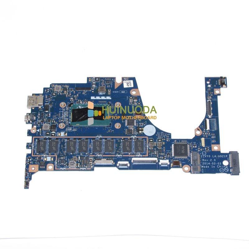 ZIVY0 LA-A921P Mainboard For lenovo yoga 2 13 laptop motherboard 13 inch SR1EN I3-4010U 4GB memory warranty 60 days