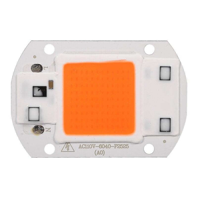 DIY Ամբողջական սպեկտրով 30W SMD LED Grow Chip - Մասնագիտական լուսավորություն - Լուսանկար 4