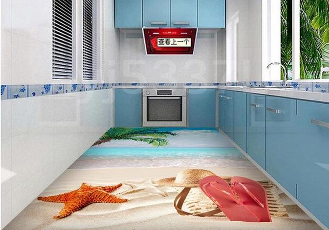 3d Folie Für Fußboden ~ D fußboden folie d boden aufkleber badezimmer fliesen
