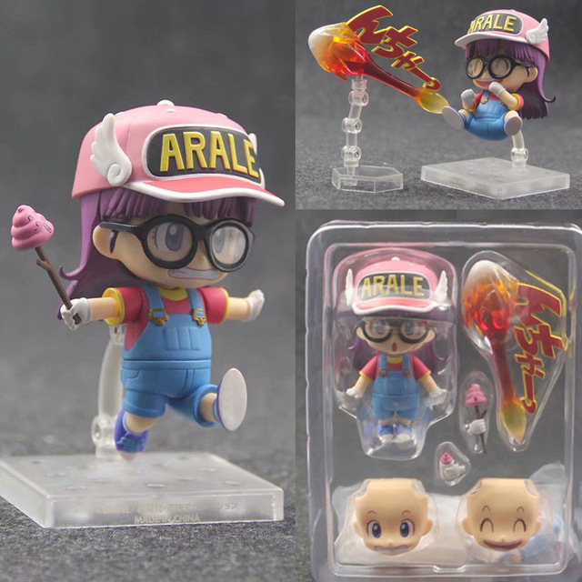 Doctor Arale Cute Nendoroid Series 900 PVC Action Figure Model Toy Birthday Gift for Children 1
