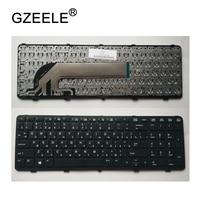 GZEELE רוסית RU מקלדת מחשב נייד חדשה עבור HP עבור PROBOOK 450 ללכת 450 G1 470 455 G1 450-G1 450 G2 455 G2 470 G0 G1 G2 768787-001