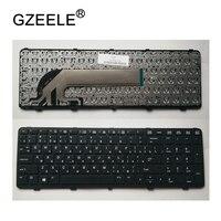 GZEELE rosyjska RU nowy laptop klawiatura do HP dla PROBOOK 450 GO 450 G1 470 455 G1 450-G1 450 G2 455 G2 470 G0 G1 G2 768787-001