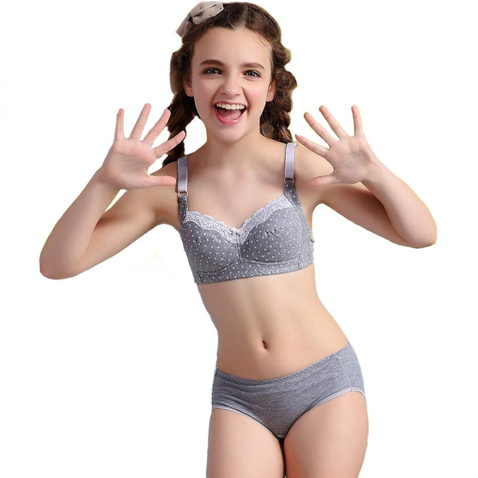 Popular Puberty Girls Underwear Set-Buy Cheap Puberty Girls ...