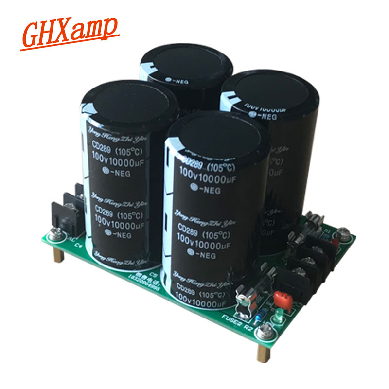 Fever Amplifier Rectifier Filter Positive Negative Dual Power Supply Board PCB
