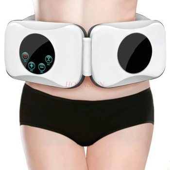 Electric Slimming Machine Shaking Stovepipe Thin Belly Artifact Burning Loss Instrument Slim Lazy Belt Body Fat Reducer