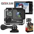Cámara de Acción GEEKAM K3R/K3 Ultra HD 4 K/30fps 20MP WiFi 2,0