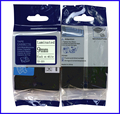 2PCS Wholesale Tz Tape 9mm Labels Compatible For Brother Tz Tze Ptouch Printer tz221 tz 221 tz-221 Black on White