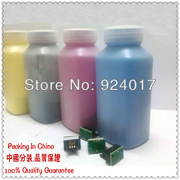 Chemical Powder For HP Color LaserJet CP5225 CP5220 Printer,For HP 5225 5220 Toner Powder,Bottle Toner For HP CE740A CE741A ,4PC  цены