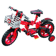 7064 235Pcs Genuine Technic Series Pedal motorcycle Bricks Toys Building Blocks Compatible LepinINGLYS Brick Kids Gifts