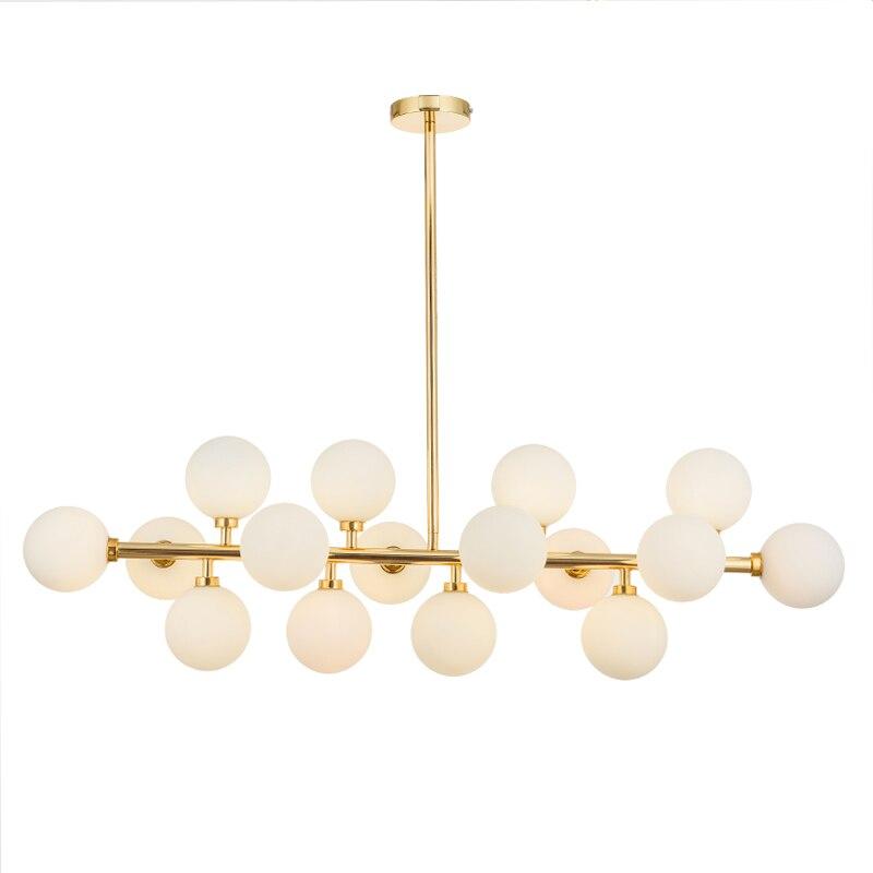 16 головок современные потолочные светильники для Гостиная Спальня потолочные светильники Винтаж свет Lampara де techo Luminaria освещения