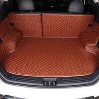Пользовательские багажник автомобиля Коврики для Suzuki все модели grand vitara Kizashi Swift Jimny универсал ALIVIO SX4 X5 все в окружении багажник автомобиля pad