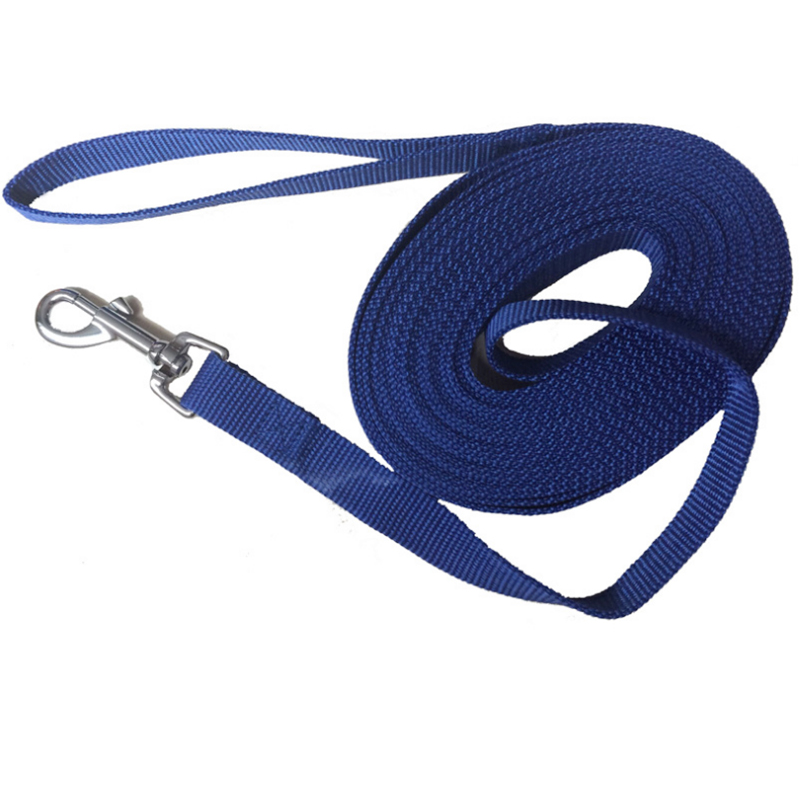 Pets Supplies 3M 6M10M15M Long Dog Leash Pet Puppy Training Lead Rope Training Lead Chain Strip Safety Walking Collar Dog Chains in Leashes from Home Garden