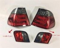 RQXR задний бампер свет задний фонарь в сборе для BMW 3 серии E46 316i 318i 320i 323i 325i 328i 330i 1998 2004