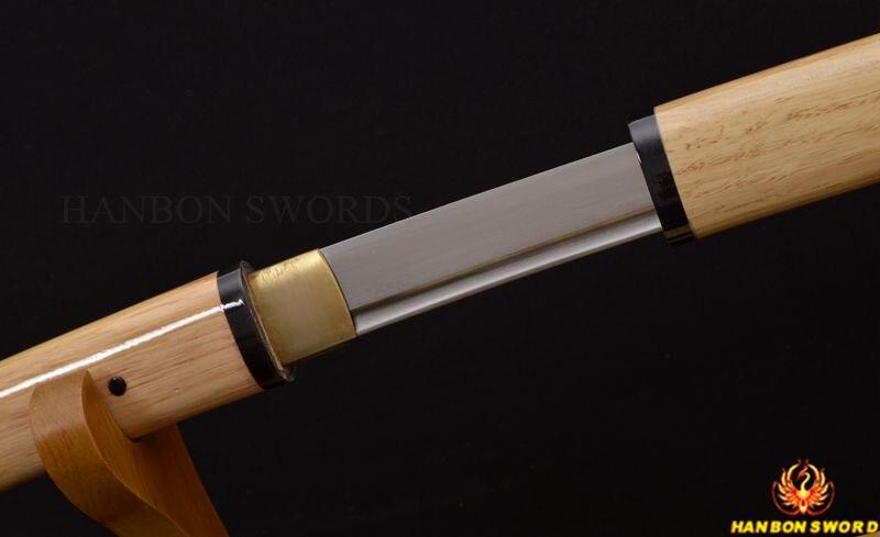 Ručno preklapanje Katana Samurai Japanski mač Oštro presavijeni - Kućni dekor - Foto 3