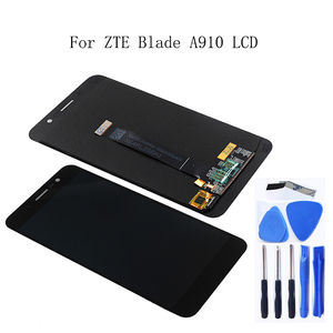 "Image 2 - 5.5 ""originale per ZTE lama A910 BA910 display LCD touch screen digitizer assembly per ZTE lama A910 display di ricambio kit"