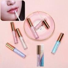 6pcs/set Long Lasting Moisturizer Glitter Lip Gloss Tint Cosmetics Nutritious Shimmer Liquid Lipstick Beauty Lip Makeup недорого