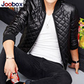 Brand Men Jacket PU Leather Coats Bikers Motorcycle Jackets Autumn Spring Clothes Outwear Overcoat Boy Tops Large Size 3XL Black