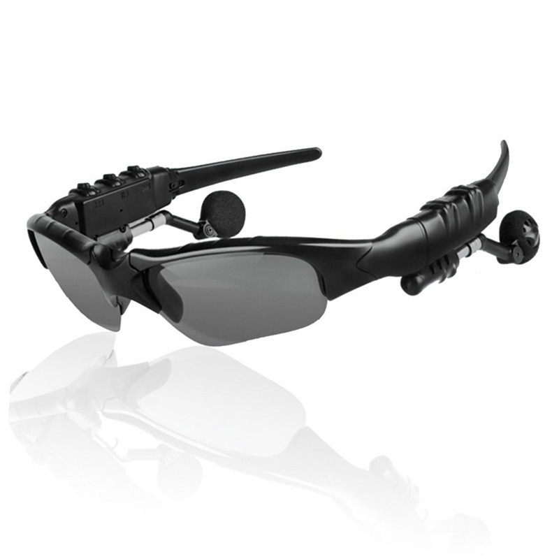 Sports Stereo Wireless Bluetooth 4.0 Smart Glasses Headset Telephone Driving Sunglasses/mp3 Riding remee Glasses sunglasses
