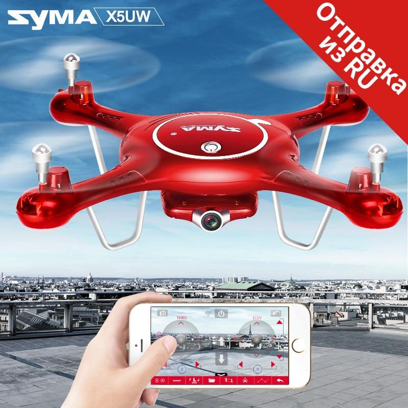 SYMA X5UW Somatosensory Control UAV font b Drone b font with Wifi Camera HD Quadcopter 6