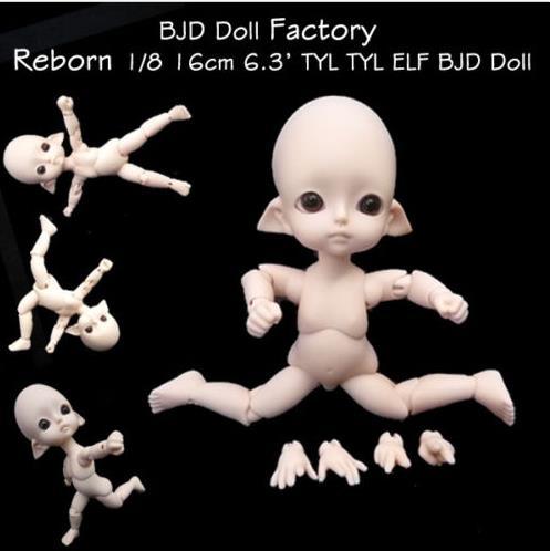 BJD1/8doll Tiny Delf TYLTYL قزم-في الدمى من الألعاب والهوايات على  مجموعة 1