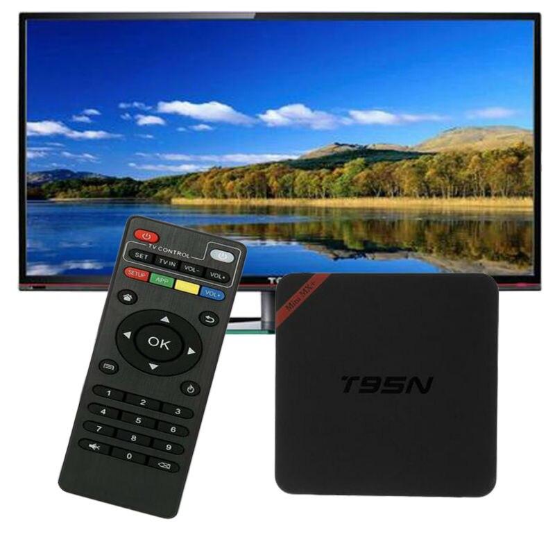 nsendato t95n мини-МХ плюс андроид 4 ядра квада amlogic s905 с разрешением uhd 4 к коробка xbmc на коди умные телевизоры с поддержкой miracast и DLNA и IP тв комплект топ коробка ТВ-Эс